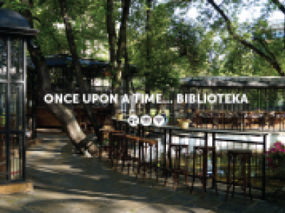 "КЛУБ ""ONCE UPON A TIME ... BIBLIOTEKA"" - гр. СОФИЯ"